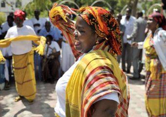Somali Dance